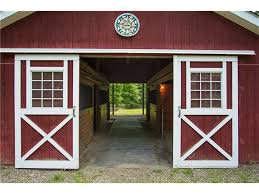 3 Door Garage by Expanded And Updated Farmhouse On 3 6 Acres Circa Old Houses