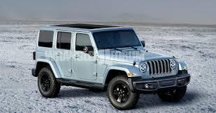 green camo jeep 2018 jeep wrangler jl rendered wrangler jl forum