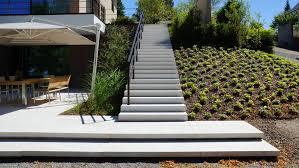treppen im au enbereich treppen stufen natursteine in biberach metzingen erolzheim