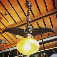 Bat Light Fixture Rejuvenation