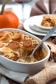 how to make sweet potato for thanksgiving easy sweet potato casserole made in a blender