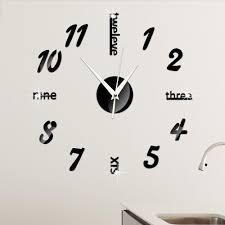 decorative digital wall clock images u2013 wall clocks