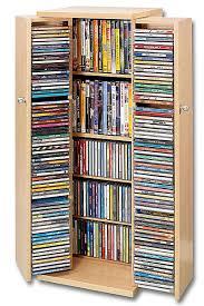 cd turm cd schrank herrlich cd regal lucerne eiche massiv holz moebel