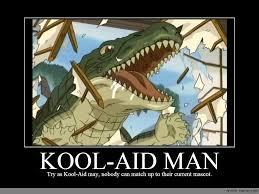 Koolaid Meme - kool aid man anime meme com