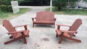 j u0026f custom patio furniture youtube