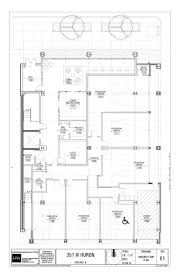 351 huron floor plans