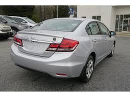 certified pre owned 2014 honda civic lx lx 4dr sedan cvt in