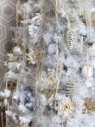 white feather christmas decorations home decorations