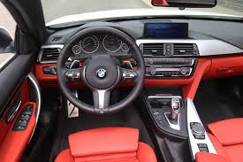 red bmw 2016 review 2015 bmw 435i xdrive cabriolet canadian auto review