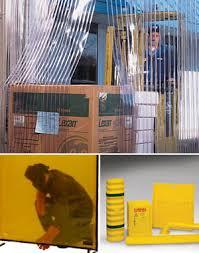 Loading Dock Air Curtain Fame Enterprises Sherman Texas