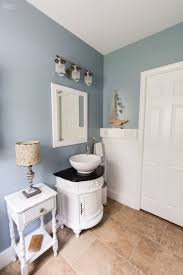 guest bathroom renovation part 6 the reveal pocket door