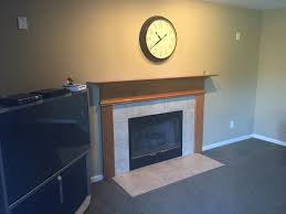 diy fireplace built ins columbus real estate blog