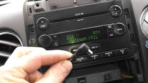 Radio S Car Antenna Adapter How To Fix