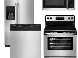 ge kitchen appliance packages frigidaire professional kitchen appliance package kitchen