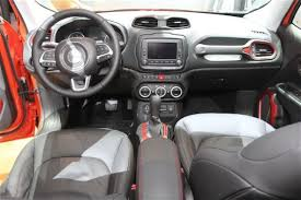 Interior Jeep Renegade 2015 Jeep Renegade Price Mpg Specs And Release Date