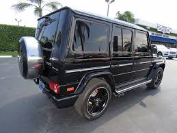 used mercedes g wagon 2015 used mercedes benz 4matic 4dr g 63 amg at fort lauderdale