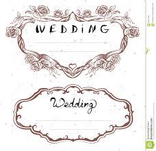 texte carte mariage titre de mariage cadre floral pour épouser l invitation texte de