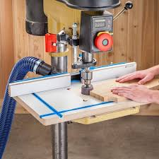 Wood Magazine Bench Top Drill Press Reviews by Rockler Drill Press Fence Rockler Woodworking And Hardware