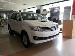 fortuner kl 31 e x00x 2013 toyota fortuner the world is mine team bhp