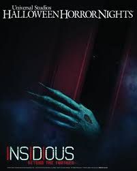 insidious film series coming to halloween horror nights