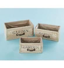 flower box decorative indoor planters window rustic garden herb