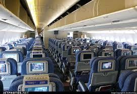 Boeing 777 Interior B 2085 Boeing 777 39ler Air China Jonathan Kang Jetphotos