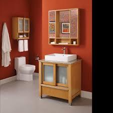 Sliding Bathroom Mirror Cabinet Bathroom Cabinets Decolav Tyson Bathroom Cabinets With Sliding