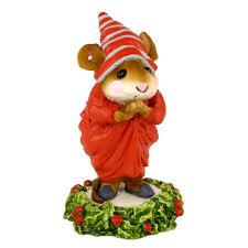 wee forest folk christmas carol
