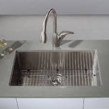 kraus khu100 30 30 inch 16 undermount single bowl stainless