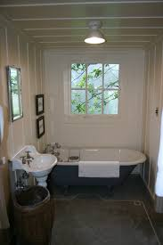 Cabin Bathroom Ideas Manka U0027s Inverness Lodge Cabin Bath Interiors Pinterest