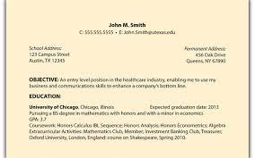 Sample Resume Objectives Ojt Students by Ojt Resume Objectives Best Free Resume Collection