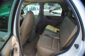 Ford Escape Used Cars - 2001 ford escape xlt white 4x4 suv sale