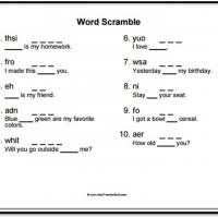 sight words a to z teacher stuff printable pages and worksheets