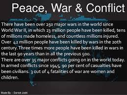 peace a beautiful message