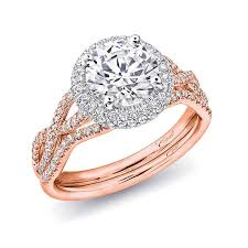 Walmart Wedding Ring Sets by Engagement Ring Lc5438rg Rose Gold Collection Coast Diamond