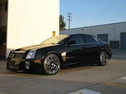 gallery of cadillac sts v