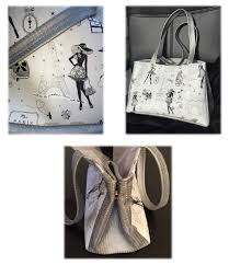 patron sac cuir gratuit sac à main archives pop couture