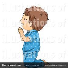 praying clipart 1321735 illustration by bnp design studio