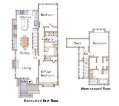 Floor Plans For Large Homes by 5 Small Home Plans To Admire Fine Homebuilding