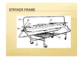 Stryker Frame Bed Special Beds For Positioning Client