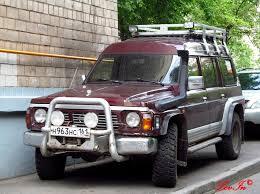 nissan safari safari