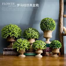 usd 16 88 nordic artificial flowers simulation plants small potted