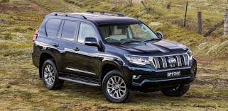 toyota land rover 1970 2018 toyota landcruiser prado revealed here in november without