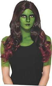 Secret Service Halloween Costume Amazon Secret Wishes Women U0027s Guardians Galaxy Gamora