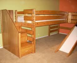 castle toddler bed with slide toddler bed with slide plans