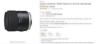 black friday 2017 amazon canon t5i tamron lens lens rumors