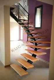 escalier bois design photos réalisations kuca