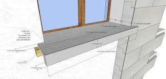 ponte termico davanzale prezzo davanzale termico isolante copri soglia finestra isolamento