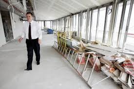 siege cic photographes en rhône alpes chantier de rénovation du siège social