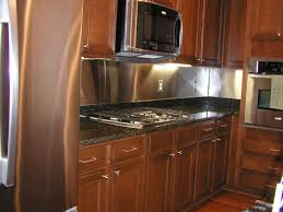 white kitchen cabinets with stainless steel backsplash how to measure your stainless steel backsplash commerce metals